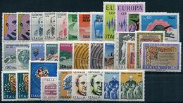 Italia Repubblica 1972 - 1961-70:  Nuovi