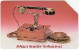 POLAND B-721 Magnetic Telekom - Communication, Historic Telephone - Used - Poland