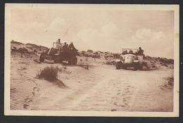 EL OUED - Auto Cars La Gazelle à Travers Les Dunes - El-Oued