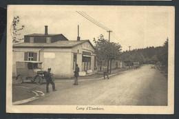 +++ CPA - CAMP D'ELSENBORN - Armée Soldat Militaire - Auto   // - Bütgenbach