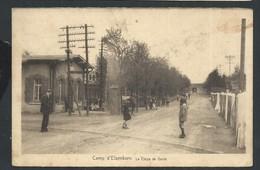 +++ CPA - CAMP D'ELSENBORN - Armée Soldat Militaire - Le Corps De Garde    // - Butgenbach - Buetgenbach