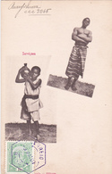 CPA - ANGOLA - Serviçaes - 1907 - Angola
