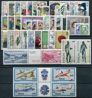 Italia Repubblica 1981 - 1981-90: Mint/hinged
