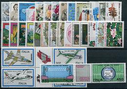 Italia Repubblica 1982 - 6. 1946-.. Repubblica