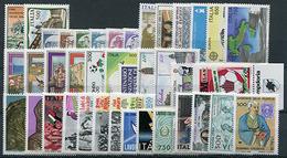 Italia Repubblica 1988 - 1981-90: Mint/hinged