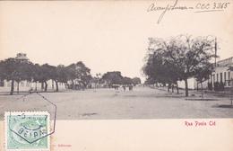 CPA - ANGOLA - Rua Paulo Cid - 1907 - Angola