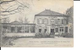 Halanzy - Maison Frontière - 20 Min De Longwy Haut - A L'Etoile - Restaurant: PIERSON-KOCHICK - Circulé - Voir 2 Scans. - Aubange