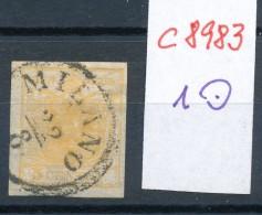 Österreich Lombardei  Nr. 1 O   (c8983  ) Siehe Scan - Levante-Marken