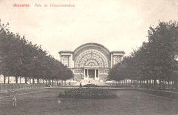 Bruxelles - CPA - Brussel - Parc Du Cinquantenaire - Bossen, Parken, Tuinen