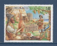 Monaco - YT N° 1964 - Neuf Sans Charnière - 1994 - Monaco