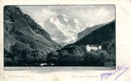 N°61643 -cpa Interlaken -blick Vom Hohenweg- - BE Berne