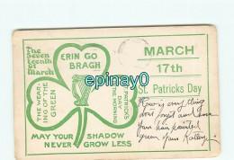 SAINT PATRICK - PHILADELPHIA - Saint-Patrick's Day