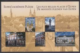 BE 2017 - NA 34 XX - Les Places De La Ville D'EUPEN - Bélgica