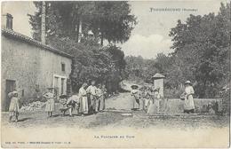 Fouchécourt - La Fontaine Du Coin - Autres Communes