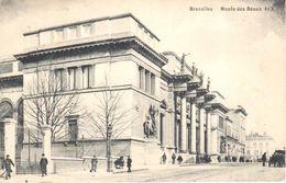Bruxelles - CPA - Brussel - Musée Des Beaux Arts - Musées