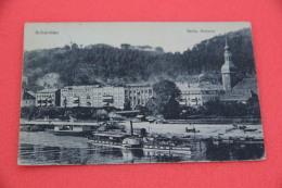 Sachsen Bad Schandau 1921 - Unclassified