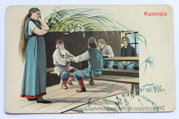Kalevala, Suomi Finland (Imported By North Star Printing Co., USA), Ca. 1910s - Finland
