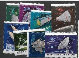 1964 MNH Hungary, Michel 1991-8 - Ungheria