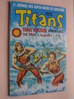Titans : Avril 1985 / M 2812 - 75 ( Marvel ) Edition LUG Lyon ! - Titans