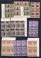 """Lot -1946 WWII Polish Corps In Italy """"POCZTA OSIEDLI POLSKICH W ITALII""""  50v.- MNH - Unclassified"""
