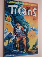Titans : Août 1984 / M 2812 - 67 ( Marvel ) Edition LUG Lyon ! - Titans