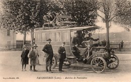 42-PANISSIERES-AUTOBUS- - France