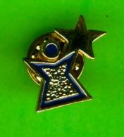 PIN'S - ÉPINGLETTES - ASSOCIATIONS DES CLUB LIONS -  ÉTOILE - - Associations