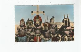 DANSEURS MASQUES DE SANGHA (601) MALI (MASQUES DOGONS) - Mali