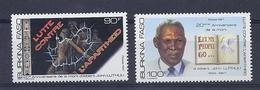 180027979  BURKINA FASO  YVERT  Nº  750/1  **/MNH - Burkina Faso (1984-...)
