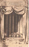 Halle - CPA - Hal - Les 32 Boulets De Canons, Souvenir Du Siège Des 9 Et 10 Juillet 1580 - Halle
