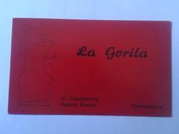ANTIGUA TARJETA DE VISITA VISIT CARD PUBLICIDAD PUBLICITARIA O SIMIL LA GORILA TORREMOLINOS MÁLAGA SPAIN ESPAÑA VER FOTO - Tarjetas De Visita