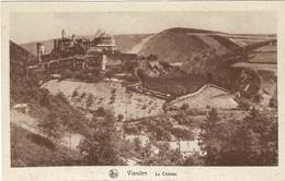 Vianden Le Chateau, Non Postée, Qualité Top - Vianden