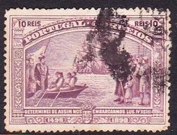 Portugal SG 380 1898 Vasco De Gama, 10 Reis, Used - Used Stamps