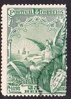 Portugal SG 381 1898 Vasco De Gama, 25 Reis Green, Used - Used Stamps