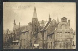 +++ CPA - BRUGGE  BRUGES - Quai Du Rosaire  // - Brugge