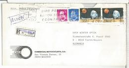 MADRID CC CERTIFICADA SELLOS EXPO UNIVERSAL DE SEVILLA 1992 - 1992 – Sevilla (España)