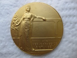 Médaille Für Hervorragende Leistungen Hamburg 1928 - Allemagne