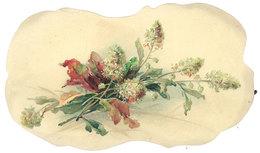 Chromo Découpé Et Gaufré, Fleurs ( Sans Doute Klein ) ( VP ) - Fleurs
