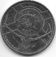 *burundi 50 Franc 2011  Km 22  Unc - Burundi