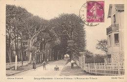 94 // CERCAY VILLECRESNES   L'ancien Chateau, Avenue Des Tilleuls,   Edit Chiniard - Otros Municipios