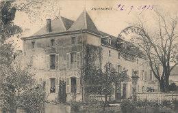 55 // ANCEMONT     Chateau   / Chateau De Labessière - France