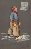 Illustration - Jeune Homme Scènes Et Types - Ed. Vienne Wien - Illustrateurs & Photographes