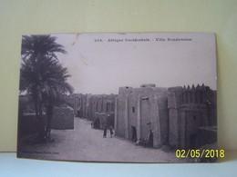 AFRIQUE OCCIDENTALE. COLLECTION GENERALE FORTIER. VILLA SOUDANAISE. - Sudan