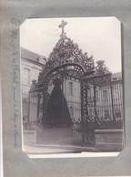 """Photographie Aube Troyes  """" Grille De L'hopital Provenant De L'abbaye De Clairvaux 17 X 23 Cm - Places"""