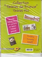"""FRANCE Collection """"TIMBRES DE FRANCE"""" Timbres Plus - 3ème Trimestre 2009 - Valeur Faciale 16,92 € NEUFS Sous Blister - France"""