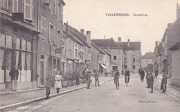 (43)   VILLERSEXEL - Grand'Rue - Autres Communes