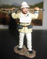 F148 FIGURINE SOLDAT DE PLOMB LEGION ETRANGERE LEGIONNAIRE TENUE COLONIALE 1892 - Tin Soldiers