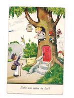 CPA Illustrée  John Wills - ENFANTS - FACTEUR -N°4450 WBSS- - Wills, John