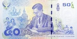 THAILAND P. 131 50 B 2017 UNC - Thailand