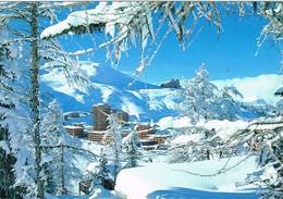 28475. Postal LA PLAGNE (station Ski). Vallee Tarentaise - Francia